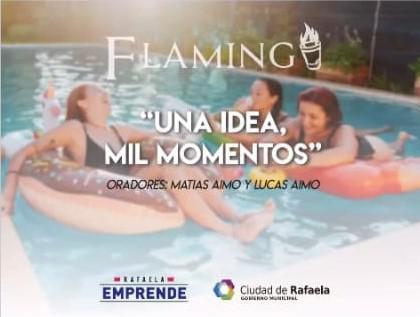 Rafaela Emprende - Flaming