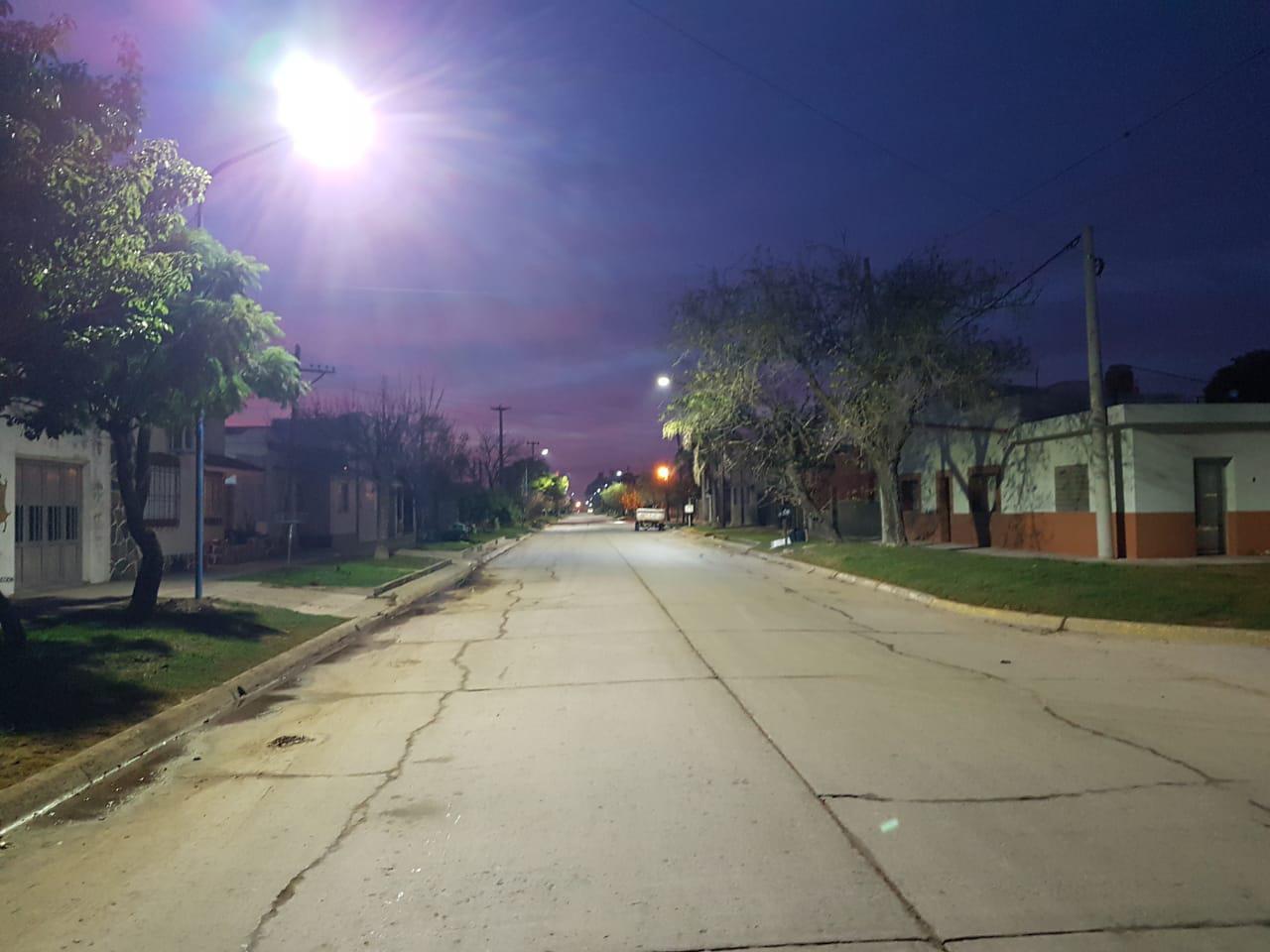 Luminarias San Cristóbal