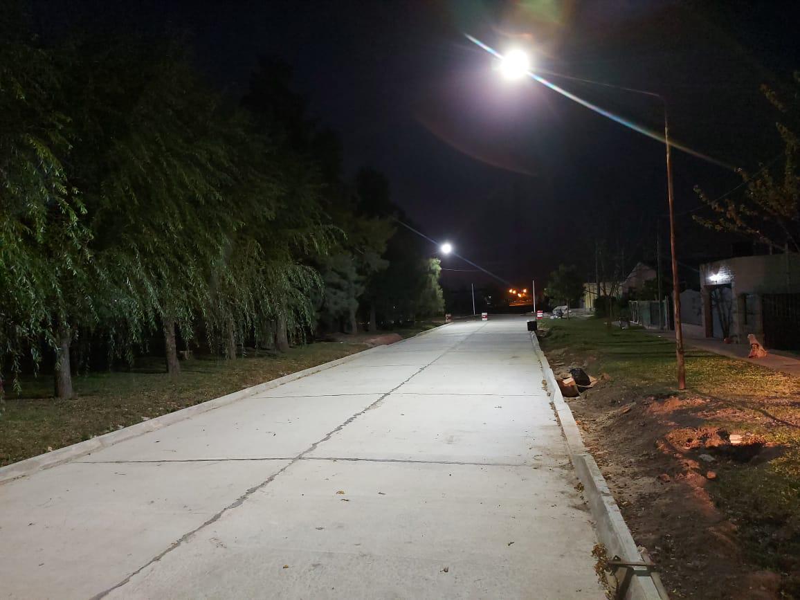San Vicente luces 2